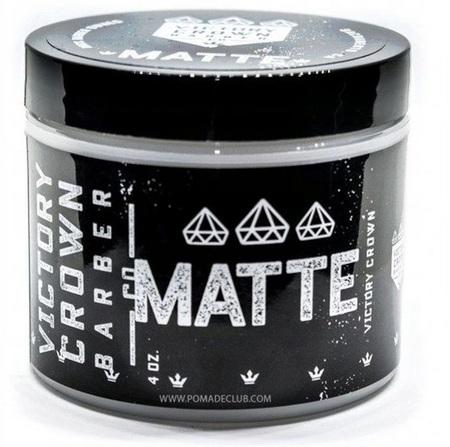 Victory Crown Barber Co. Matte pomada - próbka 3g (1)