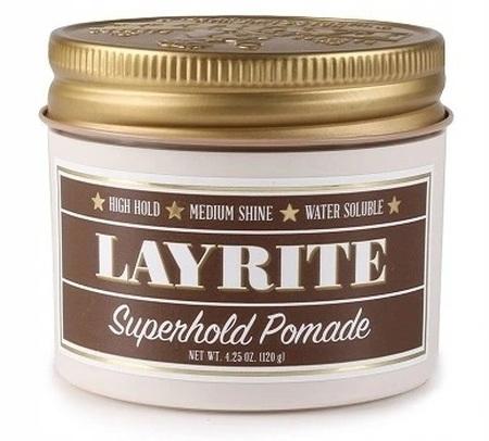 Layrite Superhold Pomade pomada - próbka 3g (1)