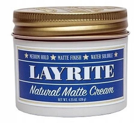 Layrite Matte Cream pomada - próbka 3g (1)