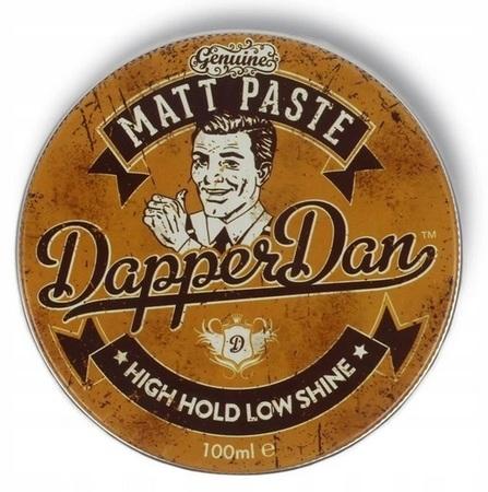 Dapper Dan Matt Paste - próbka 3g (1)