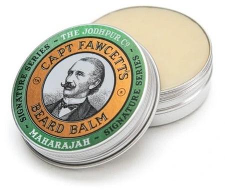 Captain Fawcett's Maharajah balsam do brody - próbka 3g (1)