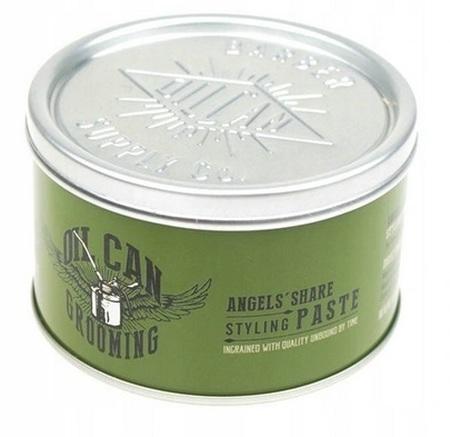 Oil Can Grooming Styling Paste pomada - próbka 3g (1)